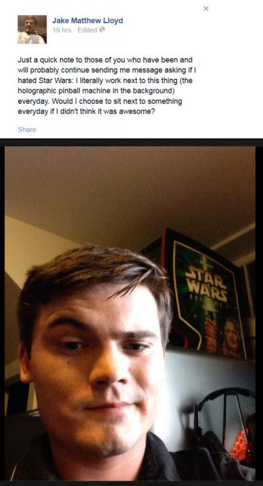 Jake lloyd dating
