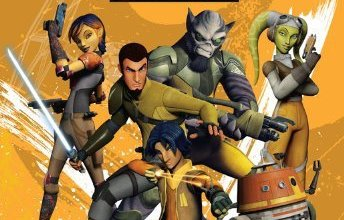 Photo of Brian's Star Wars: Rebels: Rise of the Rebels Review!