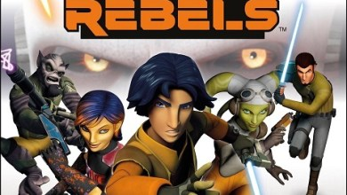 """Photo of Review: """"Star Wars Rebels: The Visual Guide"""" by Adam Bray."""