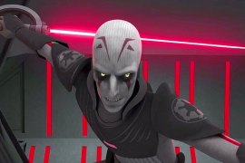 Star Wars Rebels1 - SlashFilm Interviews Dave Filoni, Discusses The Inquisitor
