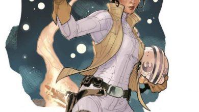 Star Wars Leia Dodson cov