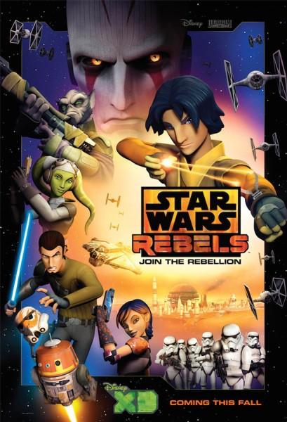 star wars rebels sdcc 201411 e1404857429438 - Complete Star Wars Guide to SDCC, no Star Wars: Episode VII and new Star Wars Rebels poster!