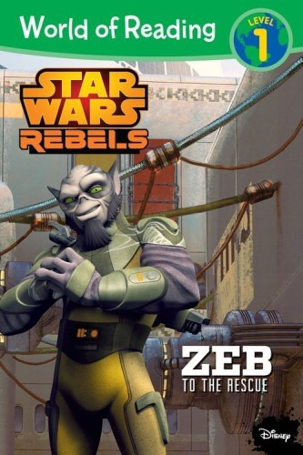 world of reading star wars rebels zeb to the rescue level 1 e1407219700328