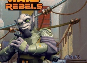 World of Reading Star Wars Rebels: Zeb to the Rescue Level 1