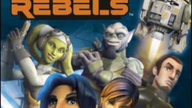 A Quick Review of Star Wars Rebels: Meet the Rebels by Sadie Smith.