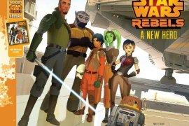 RebelsANewHero - Andrews Review:  Star Wars Rebels: A New Hero by Pablo Hidalgo