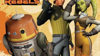 Photo of Brian's Star Wars Rebels: Chopper Saves the Day Review