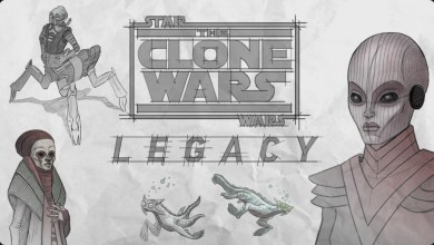 "Photo of ""Star Wars: The Clone Wars Legacy"" Revealed"