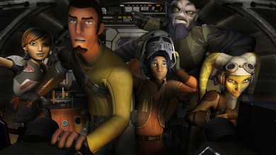 Photo of Andrew's review of Star Wars Rebels: Spark of Rebellion