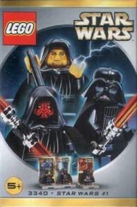 Lego Minifig Set