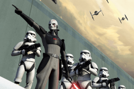 inquisitor - Star Wars Rebels in Empire Magazine and NY Times