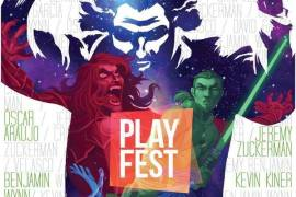 playfest2014 poster - Kevin Kiner Photos and Video at PlayFest 2014
