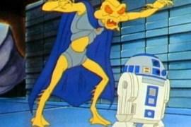 Gaff 400x326 - A Look Back at Star Wars: Droids