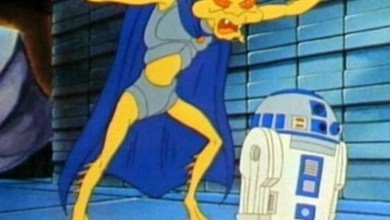 Gaff 400x326 - A Look Back at Star Wars: Droids