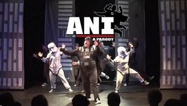 "ani - Team StarKid's Star Wars Musical ""ANI: A Parody"" Reviewed"