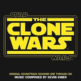 star wars the clone wars soundtrack