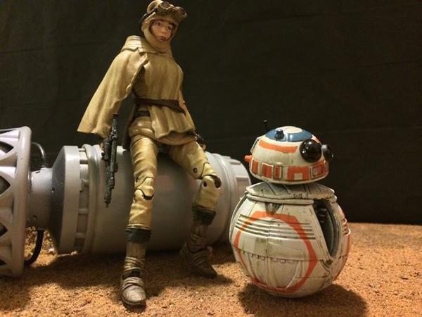 the force awaken figures
