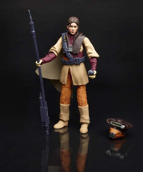 B1118 SW EPVI Princess Leia Boushh - Hasbro Pulls Princess Leia Figure From Black Series Waves...Is There Hope?