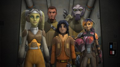 Photo of Star Wars Rebels: Celebration Anaheim Panel and Season 2 Premiere