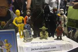 IMG 3141 - Star Wars Celebration Anaheim: Epic Conversation With Holman Wang of Epic Yarns