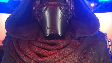 Photo of Star Wars Celebration Anaheim: The Force Awakens Exhibit Video