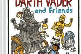 Vader and Friends - Review: Darth Vader and Friends by Jeffrey Brown.