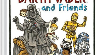 Photo of Review: Darth Vader and Friends by Jeffrey Brown.