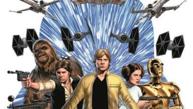 Photo of Marvel to announce two new Star Wars comics at Star Wars Celebration!