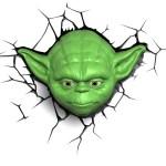 ilhi 3d deco star wars yoda off