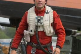 Issac - A Big Thank You To The New Actors Of Star Wars: The Force Awakens!