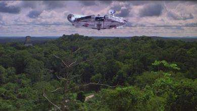 Photo of Star Wars: The Force Awakens' Green planet, what it most likely is, and what's there!