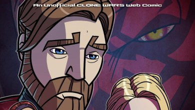 Photo of Artist Joe Hogan Discusses Webcomic, Clone Wars: Resolutions