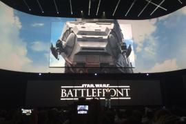 "AT AT - Star Wars Battlefront's ""Survival Mode"" Impressions from E3."