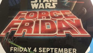 Photo of Star Wars: The Force Awakens' Force Friday Target promotions have started in Australia with pics…