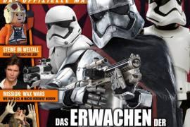 11923436 1096941626997580 1154888052 o - German Star Wars Magazine has rad new Captain Phasma cover!