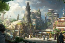 8 15 WDI 001 - Construction on Disney Parks Star Wars Themed Lands to Begin in 2016.