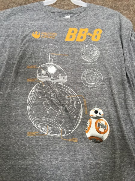 BB-8 Escape Mode