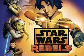 Blu ray - Star Wars Rebels to get a third thrilling season!