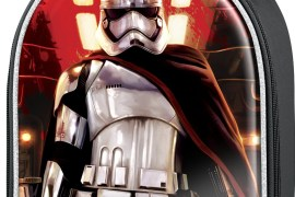 Captain Phasma - Star Wars: The Force Awakens lunch boxes and more!