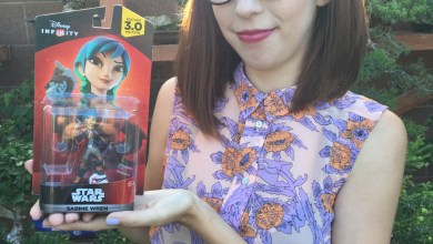 Photo of Win a Disney Infinity 3.0 Star Wars Sabine Wren figure!