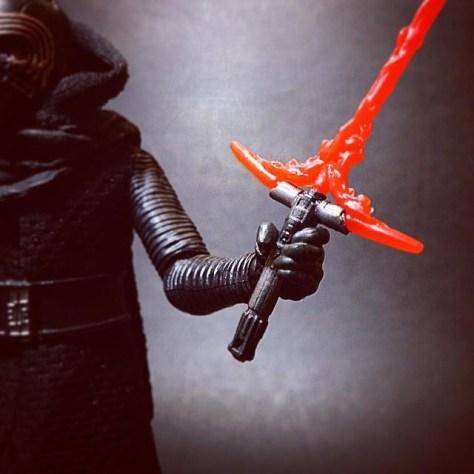 KyloRen Black Series