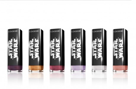 Star Wars Limited Edition Lipstick Cap On