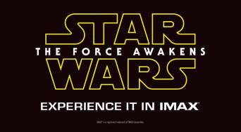 The Force Awakens - IMAX Promo