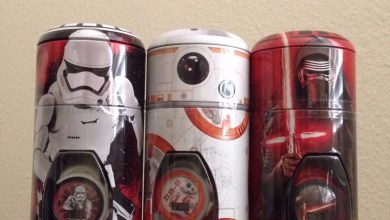 Photo of Star Wars: The Force Awakens watches found! BB-8, Kylo, and First Order Stormtrooper!