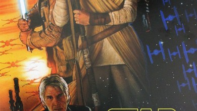 Photo of A Similarity Between the D23 Star Wars: The Force Awakens Poster and Bespin?