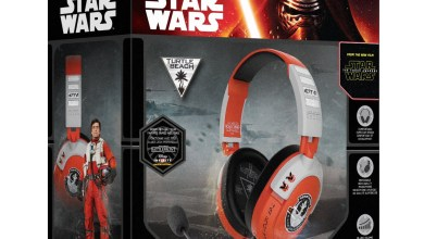 Photo of Star Wars themed gaming headsets just in time for Battlefront!