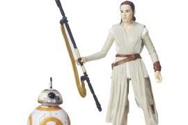 Black Series Rey - Amazon has the hero Star Wars Black Series Figures.