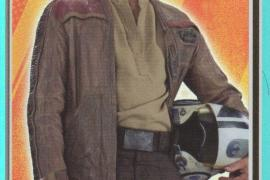 British Topps1 Poe - New Topps Star Wars: Journey to The Force Awakens cards bring up some interesting Poe implications!