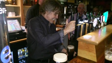Photo of Star Wars: Episode VIII's Skellig Michael filming ends with a shave and a beer?
