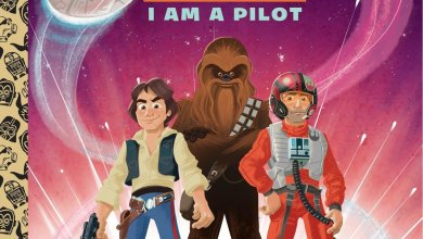 Photo of Three new Little Golden Book covers revealed (with Poe and BB-8)!
